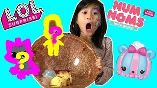 RANDOM BLIND BAGS - LOL Surprise Dolls, Num Noms, and Trolls
