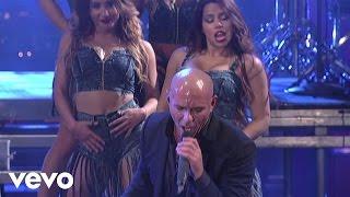 Pitbull Timber Live On Letterman