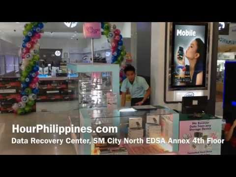 Iss-Eyan Data Recovery Center SM City North EDSA The Annex by HourPhilippines.com