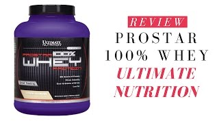 Prostar 100% Whey de Ultimate Nutrition