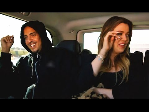 Khloe Kardashian & French Montana Super Awkward Date - VIDEO