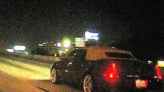 ... Cadillac DTS Convertible On 22inch Supa Poke Swangaz Slab Coming Down