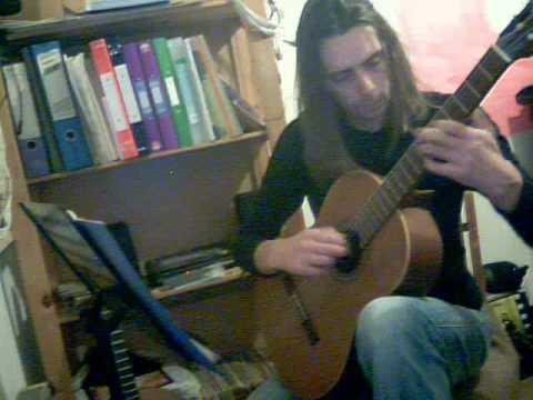 Fernando Sor; Etude, op.6, no. 12