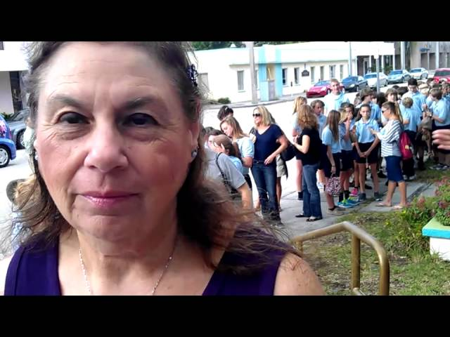 How I Became an Elephant Screening - Fort Lauderdale - Susan Hargreaves 2