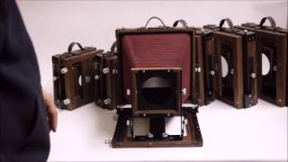 Unboxing and first impressions review of the VDS 8X10 camera
