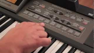 Roland E09 IN Demo