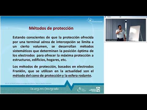Cápsula Introductoria   Protección contra descargas atmosféricas