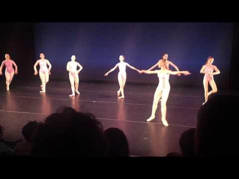 Ballet Austin summer intensive 2015