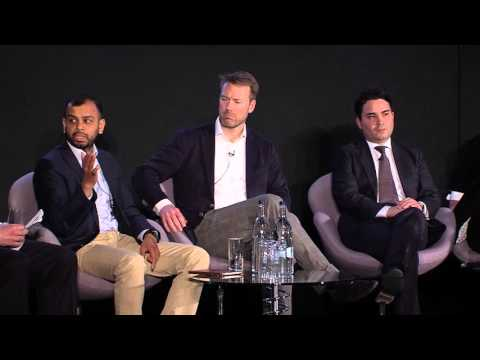 IFGS2016 Panel: Building a World Class Fintech Hub hosted by Innotribe at SWIFT