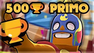 El Primo is INSANELY DECENT in Brawl Ball - 500 Trophies | Brawl Stars 🍊