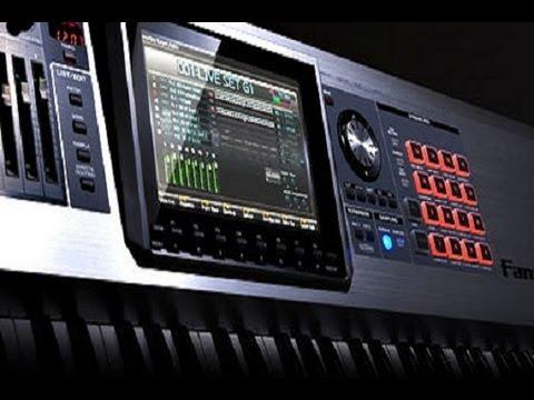 Roland Fantom G8 sound samples