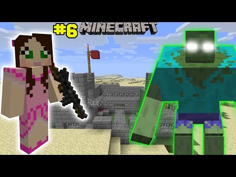 Minecraft: TOXIC MUTATION MISSION - The Crafting Dead [6]