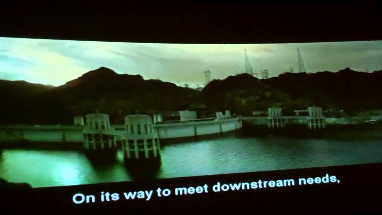 후버댐 안내 동영상 Hoover Dam