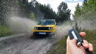 Jeep Renegade Trailhawk 2.0 MultiJet 170 AT9 TEST POV Drive & Walkaround