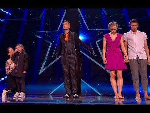 Semi Final 2 Results | Britain's Got Talent 2017