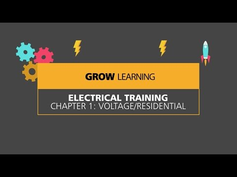 Electrical 101 Chapter 1: Voltage/Residential