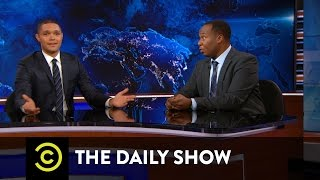 Another White Oscars: The Daily Show