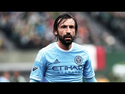 ANDREA PIRLO AMAZING FREE KICK GOAL!! WHAT A LEGEND!