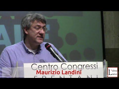 Maurizio Landini Coalizione Sociale Assemblea Nazionale Roma 7 giugno 2015