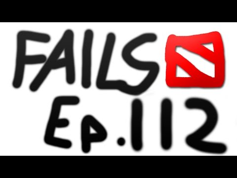 Dota 2 Fails of the Week - Ep. 112