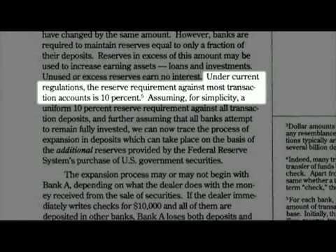 come funziona il Sistema Monetario 1^ parte