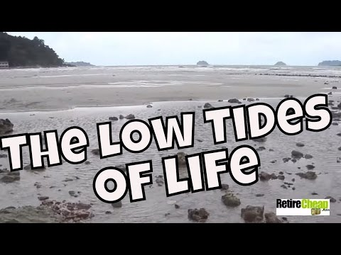 JC Talks About Surviving the Low Tides of Life