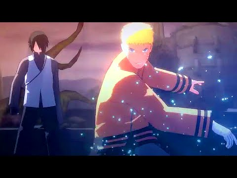 Naruto Shippuden Ultimate Ninja Storm 4 - All New Team Combination Ultimate Jutsus