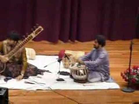 Music of India: Mridangam, Flute, Sitar, Tabla