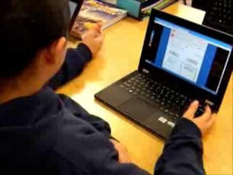 Golden Hills School Laptops for Science Fair Prep 11 13