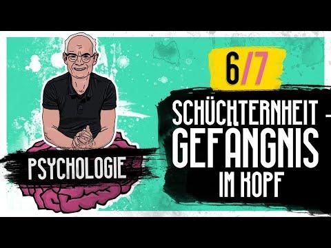 (Die Stillen 6/7) Schüchternheit - Gefängnis im Kopf - Psychologie Tipps #016