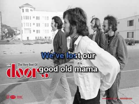 Doors, The   Alabama Song