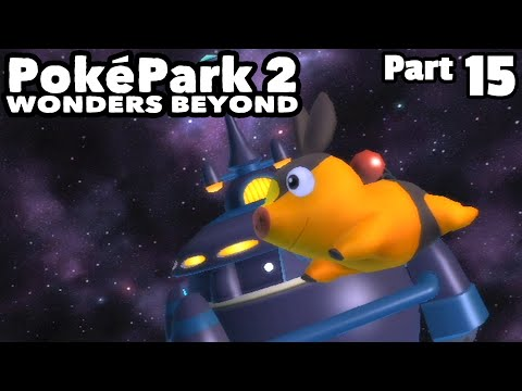 PokéPark 2: Wonders Beyond, Part 15: Flying Pigs In Space!