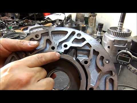 GM 4L60-E Transmission Re-Assembly (Rebuild) - Transmission Repair