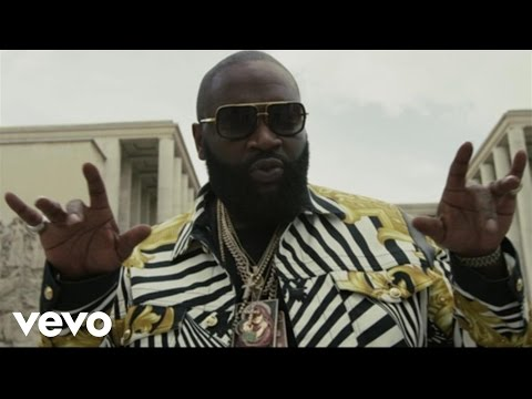 Rick Ross - Rich Is Gangsta video