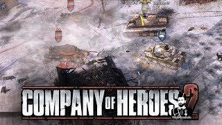 Company of Heroes 2 - Bakın Bu Bir Dramdır / Tragic End