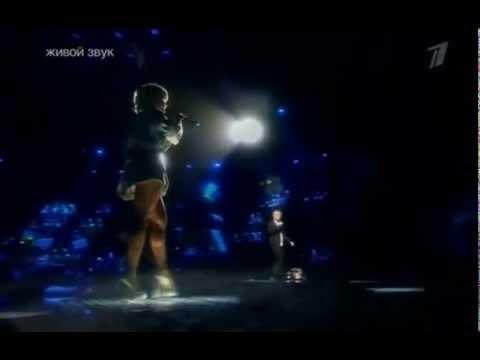 Влад Соколовский - Время, как вода (& Тина Кароль) (Live @ Фабрика Звёзд, 2012)