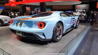 Live: 2019 New York International Auto Show Ford Gt500 2020 Explorer and more