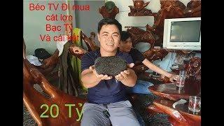 Béo TV : Đi mua cát lợn bạc tỉ và cái kết ....