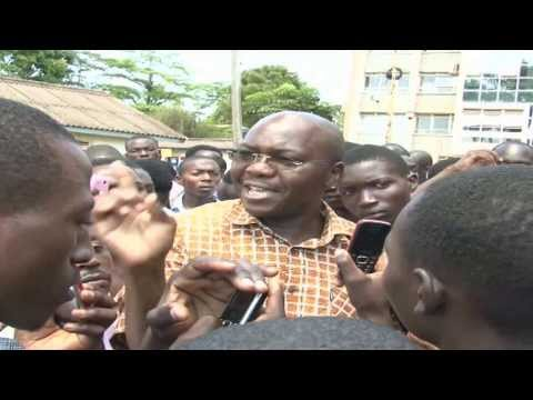 Kyambogo Crisis: Gov't Reads Striking Lecturers The Riot Act video