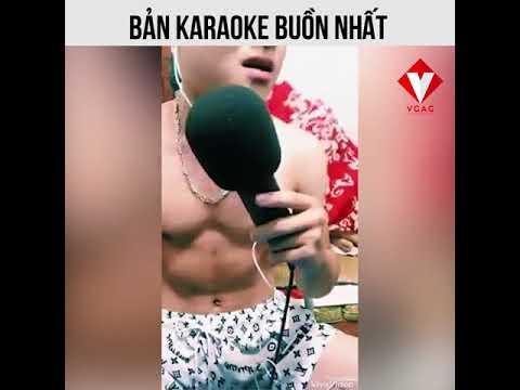 Bản karaoke buồn nhất