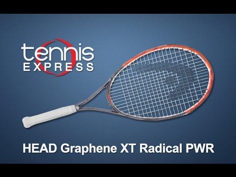 HEAD Graphene XT Radical PWR Racquet Review | Tennis Express