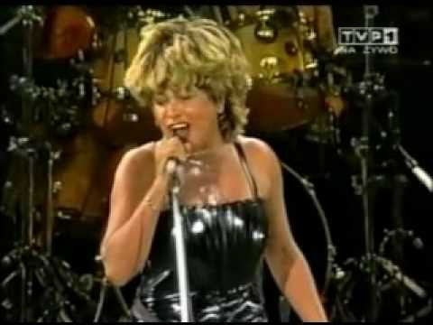 Tina Turner - River Deep, Mountain High (Live in Sopot)