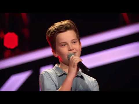 "the voice kids germany 2018 jonah ""jump"" blind"