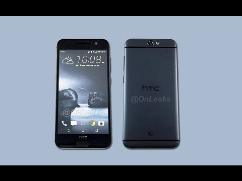 HTC One A9 (Aero) New Smartphone First Look Leaks