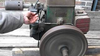 Rosebery 4HP Stationary Engine - PART 2