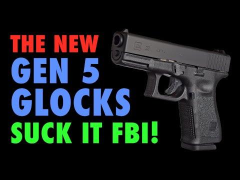 New Gen5 Glock? (Suck it FBI!)