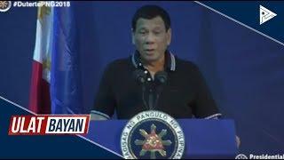 Pangulong #Duterte, may sisibaking Cabinet member