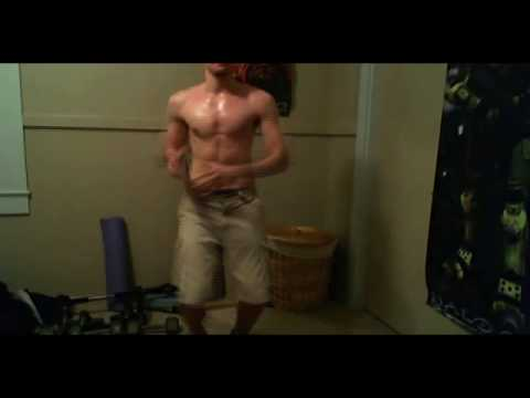 Compliation of Plyometrics from P90X(Day 37) Part 2
