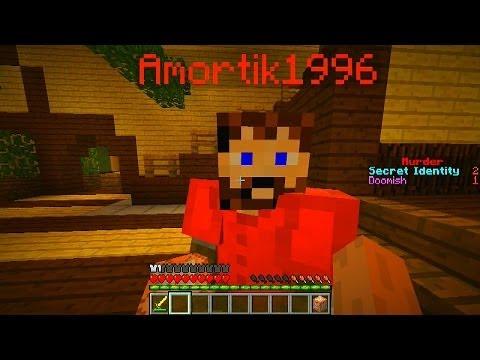 Minecraft MURDER #1 with Vikkstar & Friends!