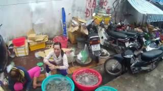 Đi chợ Hải sản Vũng Tàu